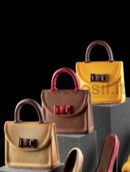 Vanity Bag with Bow mould