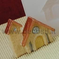 Small Church Mold