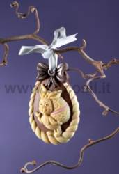 Easter Bunny Ornament mould