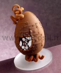 Mechanical Egg mould