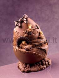 Easter Toys Chocolate Easter Egg Mold