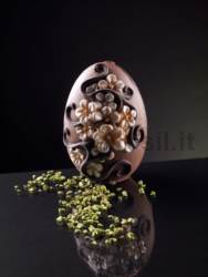 Do not forget me Little Egg Chocolate Mold