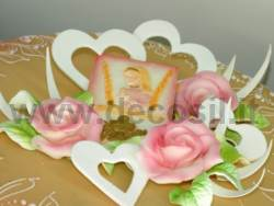 First Communion Parchment for Girls Mould