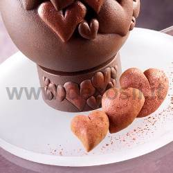 Hearts Egg Cup mold