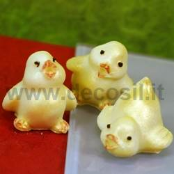 Funny chicks Chocolate Moulds