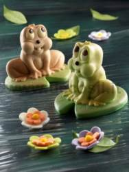 Frog Naveen Chcocolate Mould