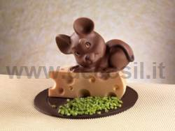 Mouse Ercole Chocolate Mould