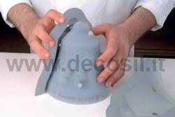 Thermoformed  Bell Mold