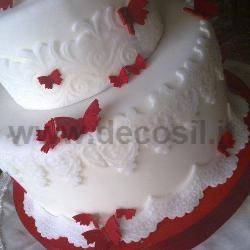 Border Spires Decor mould