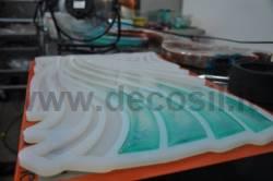 Stylisé Spike Eco Tablet moule Linea Malizia