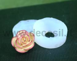 Small rose Chic Mold
