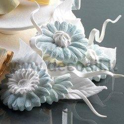 Gerbera Big Daisy two petals mold