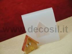 Stampo Casina stampo singolo