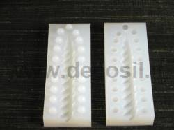 Candle mold