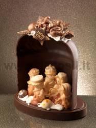 Sainte Famille moule à chocolat