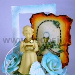 First Confession Boy mould