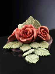 Moule Rose taille moyenne