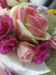 Moule Rose Chic taille grande