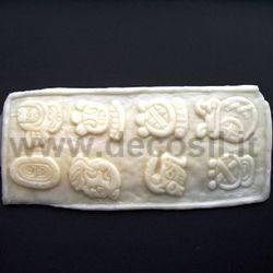 Moule Stèle Maya