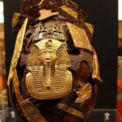 stampo Maschera di TUTAN KHAMON