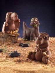 Baby Radames Brontosauro mould