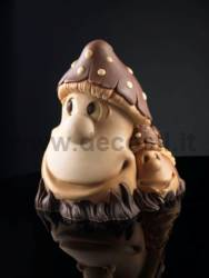 Mushrooms Bell Mould