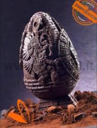 Maya Big Egg Mold
