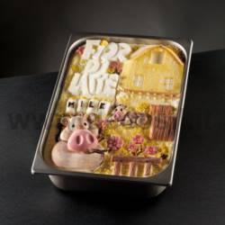 Stampo Tablet Gelato Fior di Latte
