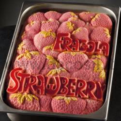 Strawberry Ice Cream Tablet mould