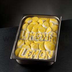 Lemon Ice Cream Tablet mould