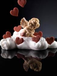 St Valentine's Hearts mold
