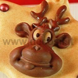 Reindeer Ornament Mold