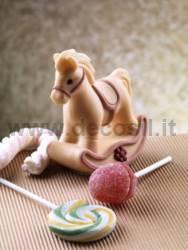 Stampo Cavallo a dondolo