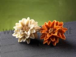 Moule Fleur de Dahlia