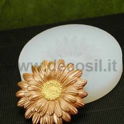 Moule fleurs de Gerberas