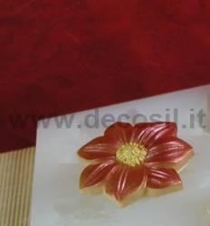 Christmas Flower mold
