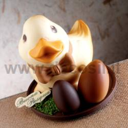 Little Duck Tino Chocolate Mould