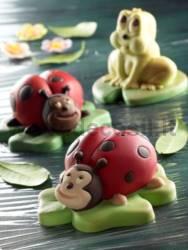 Ladybug mold Lorella