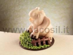 """Moule à chocolat Éléphant """"Felix"""""""