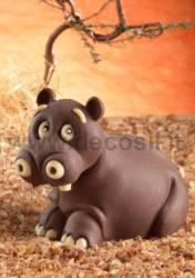 Hippopotamus mold