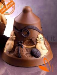 LINEAGUSCIO® Easter Chicks Bell Mould