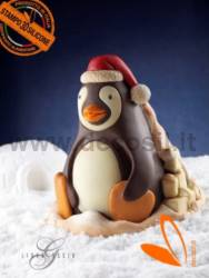Penguin Bell Chocolate Mould