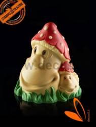 Mushrooms Bell Mold