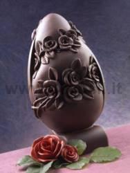 Rose Big Egg Mold