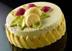 Stampo Torta Gelato Fragola Limone