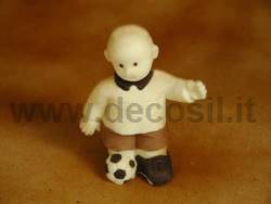 Dany Footballer Mould