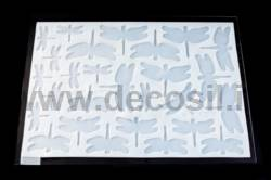Dragonfly Mat Malizia Line molds