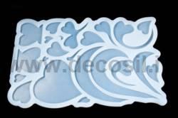 Stampo per Alzata CUORI Eco Tablet Linea Malizia