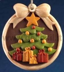 Pendant Christmas Tree mold